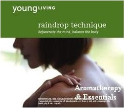 RAINDROP Technique Kit Essential Oil Therapy Collection